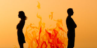 discontentment burn your marriage