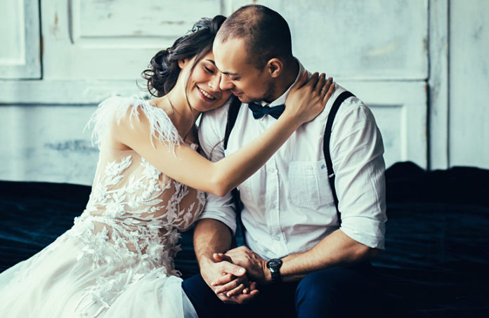 what to tell myself on wedding day