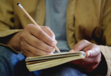 journal writing for marriage