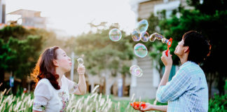Don't Be the Bubble-Buster in Your Marriage